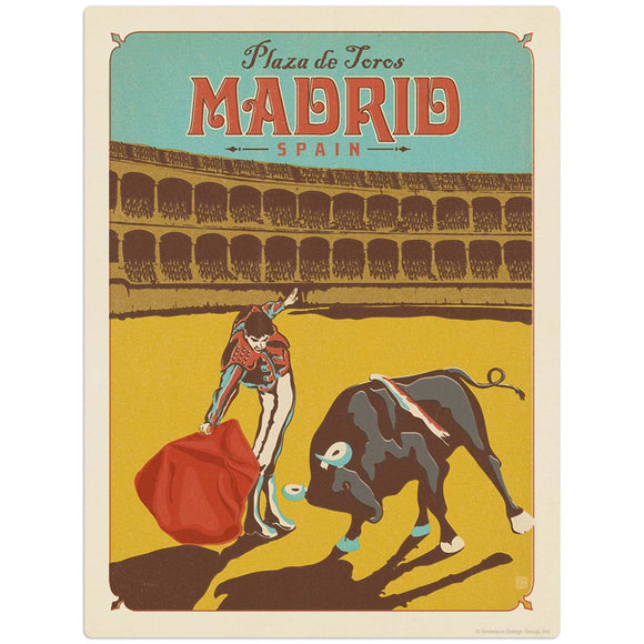 WT_Spain_Madrid Wholesale Decal