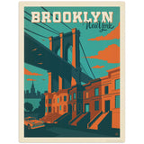 USA_New_York_Brooklyn Wholesale Decal