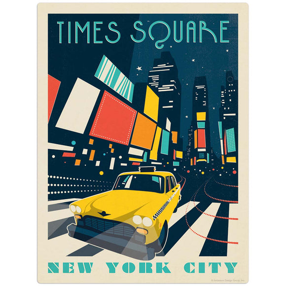 USA_New_York_Times_Square Wholesale Decal