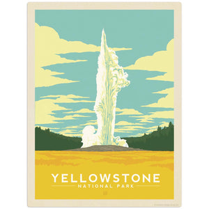 NP_Yellowstone Wholesale Decal