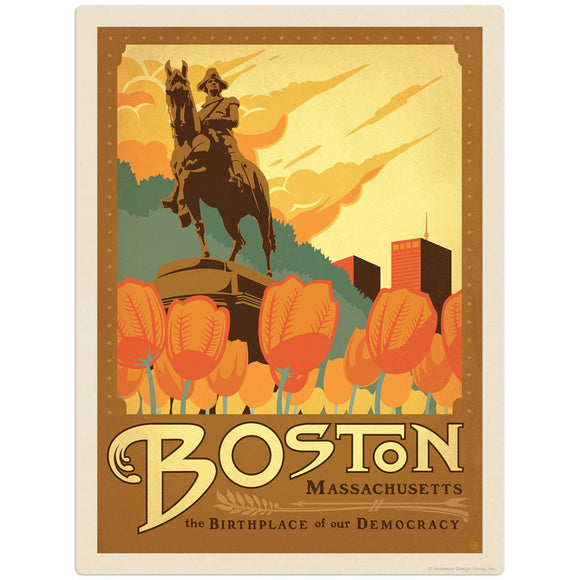 USA_Boston_Common Wholesale Decal