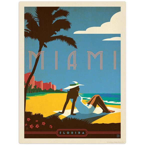 USA_Miami_FL Wholesale Decal