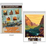 Utah National Parks Decal Set