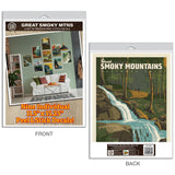 Great Smoky Mountains Decal Set Set of 9