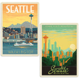 ADG Seattle 2 Decal Set Wholesale - US Travel