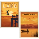 ADG Camp4 2 Decal Set Wholesale - Lake & Lodge