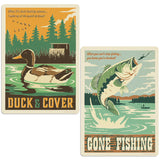 ADG Duck1 2 Decal Set Wholesale - Lake & Lodge