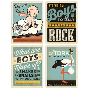 ADG Boy 4 Decal Set Wholesale - Kiddie