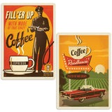 ADG 2 Decal Set Wholesale - Coffee Filler Up