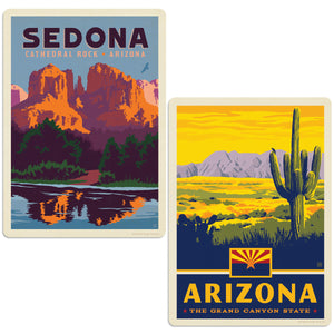 ADG 2 Decal Set Wholesale - US Cities Arizona 2