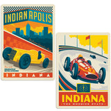 ADG 2 Decal Set Wholesale - US Cities Indiana