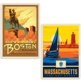 ADG 2 Decal Set Wholesale - US Cities Massachusetts 3