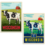 ADG 2 Decal Set Wholesale - US Cities Wisconsin 2
