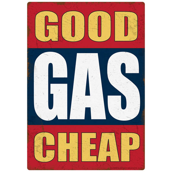 Good Gas Cheap Wholesale Decal