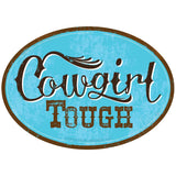Cowgirl Tough Country Wholesale Sticker