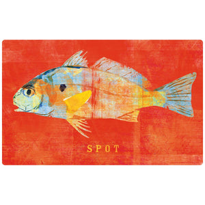 Spot Fish Decal