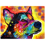 Siberian Husky Dog Zeike Decal
