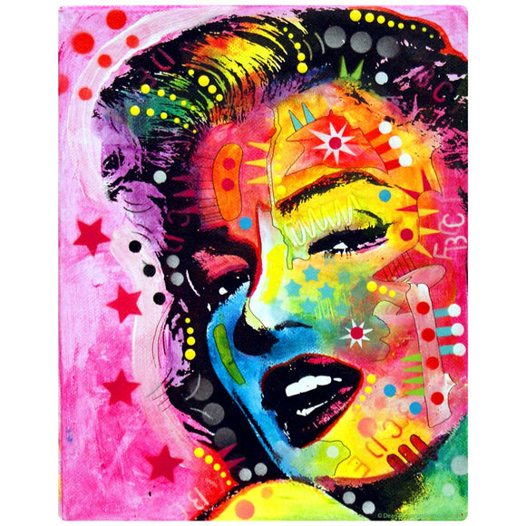 Marilyn Monroe Pop Art Decal