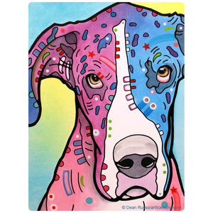 Great Dane Dog Sticker