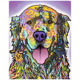 Golden Retriever Dog Sticker