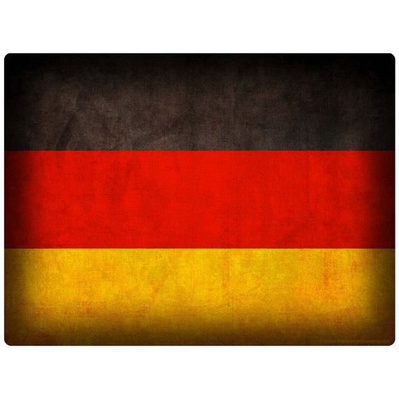 German Flag Decal