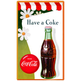 Coca-Cola Daisies Have a Coke Decal