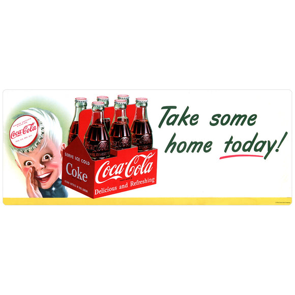 Coca-Cola Sprite Boy Take Some Home Decal