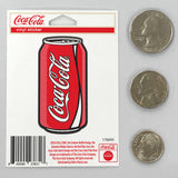 Coca-Cola Can Mini Vinyl Stickers 20 ct
