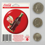 Coca-Cola Sprite Boy Button Mini Vinyl Stickers 20 ct