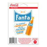 Drink Fanta Orange Mini Vinyl Stickers 20 ct