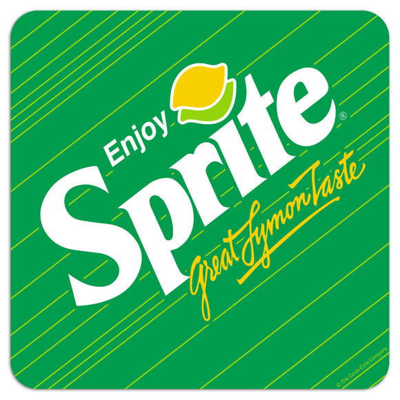 Sprite 90s Logo Mini Vinyl Stickers 20 ct