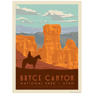 Bryce Canyon National Park Utah Decal