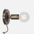 Bare Bulb Wall Sconce Collection - Plug-In
