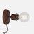 Fleurette Wall Sconce Collection - Plug-In