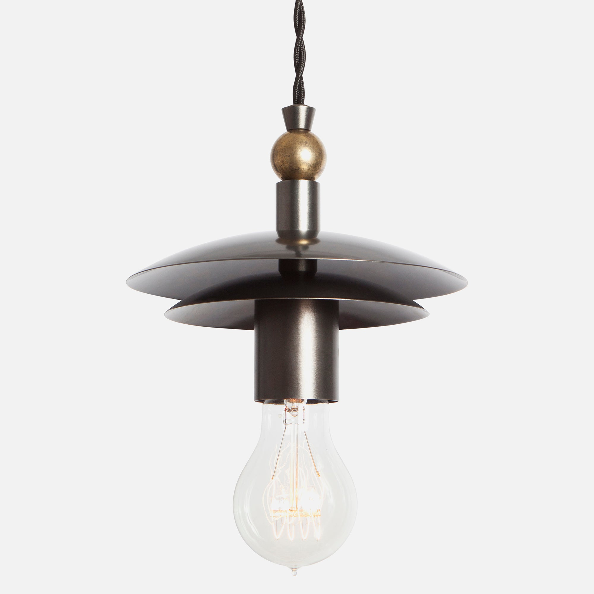 Brancusi Dome Pendant Light