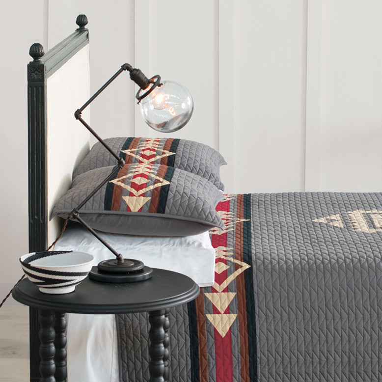 Pendleton Catalog - Zig Table Lamp