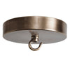 Chandelier Ceiling Canopy Kit - 5 Inch with Hook