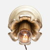 Bloom Wall Sconce - Vintage Nickel