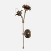 Bloom Wall Sconce - Double Stem