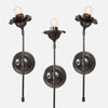 Bloom Wall Sconce - Single Stem
