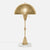 Dome Table Lamp - Satin Brass