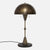 Dome Table Lamp - Vintage Brass