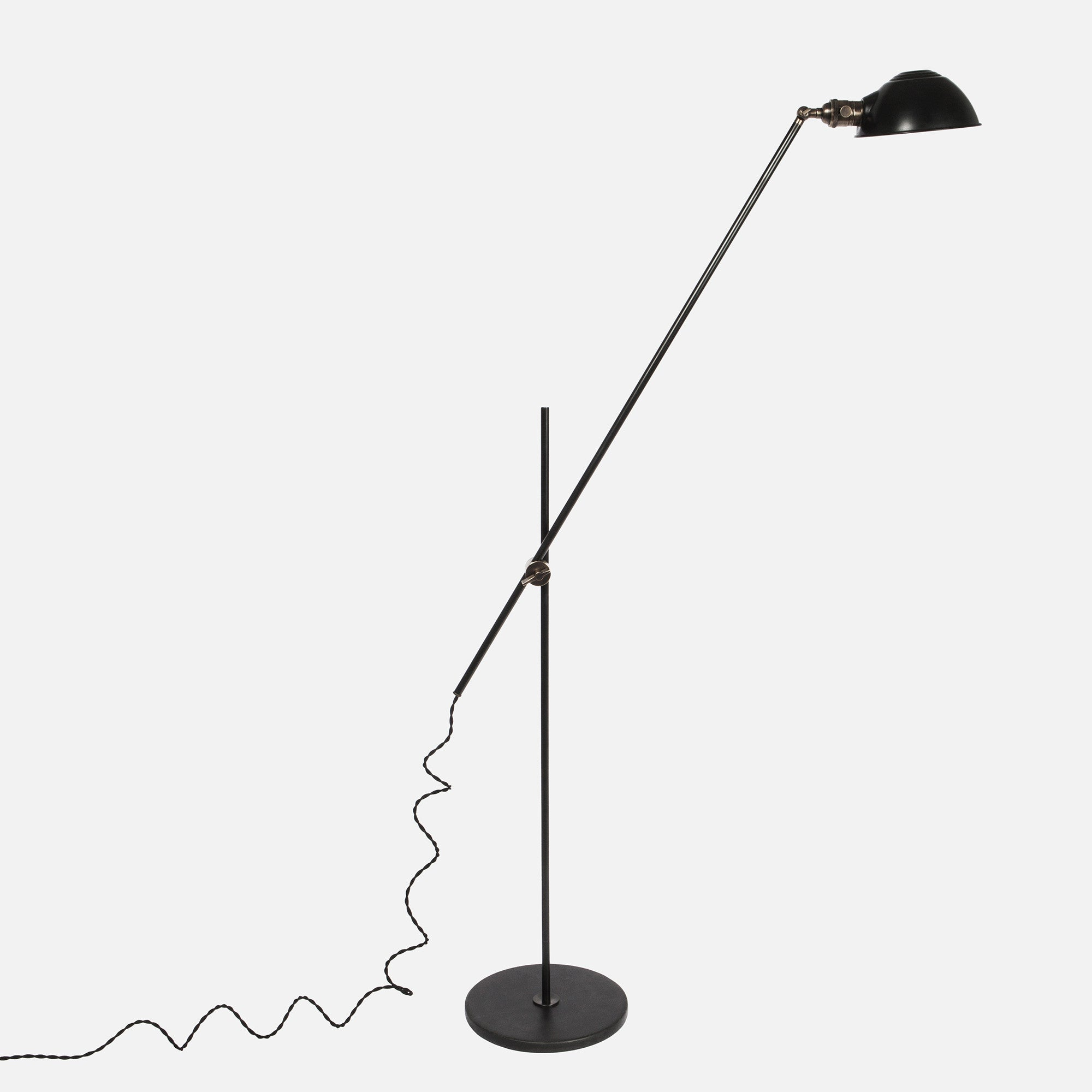 Otis Adjustable Floor Lamp