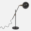 Otis Articulating Table Lamp with Parabolic SHade