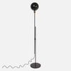 Otis Articulating Floor Lamp w/ Adjustable Factory Shade - Tall Upright View