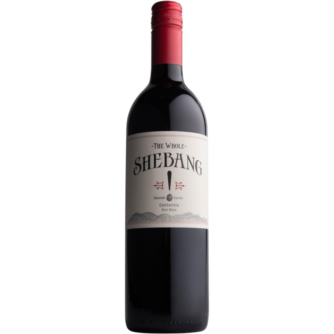 The Whole Shebang Red Blend