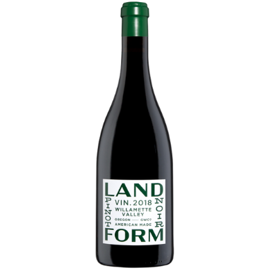 Land Form 2018 Pinot Noir