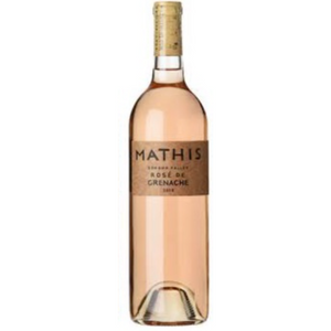 Mathis 2019 Rose de Grenache