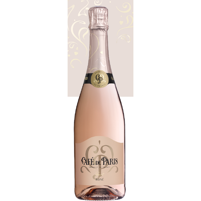 Cafe de Paris Brut Rose