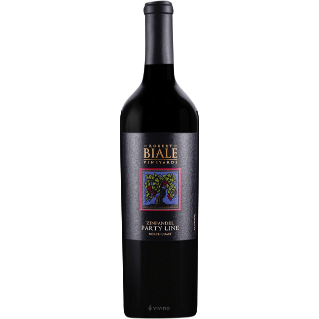 Biale 2019 Party Line Zinfandel